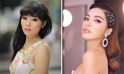 hoa hậu Kỳ Duyên, siêu mẫu Minh Triệu, sao Việt