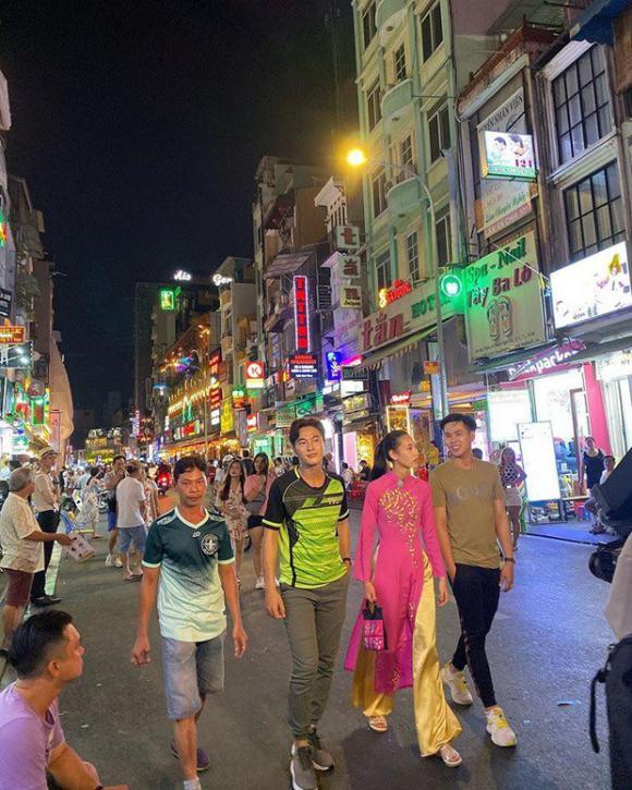 Kiko Mizuhara mặc áo dài Việt,Big Bang,Kiko Mizuhara,sao Nhật Bản