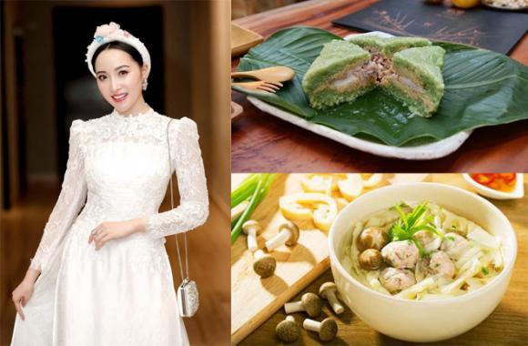 sao Việt, món ăn ngày Tết, Tuấn Tú, Linh Chi, Lâm Vinh Hải, Phi Thanh Vân, Dương Mỹ Linh
