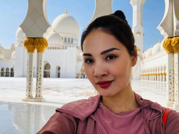 Hương Giang, Hoa hậu Hương Giang, sao Việt