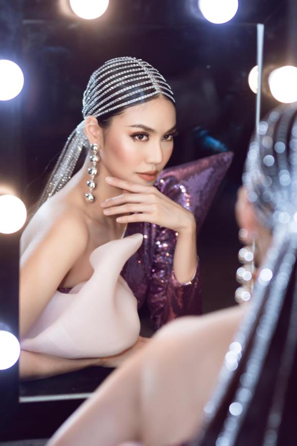 hoa khôi Lan Khuê, người mẫu Lan Khuê, sao Việt