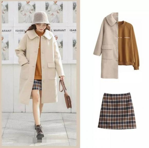 trang phục mùa đông, mặc đồ đẹp, xu hướng thời trang 2020