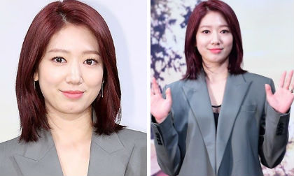 park shin hye, phong cách menswear, thời trang của park shin hye