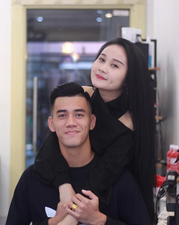 Tiến Linh, bạn gái cũ Tiến Linh, cầu thủ Tiến Linh