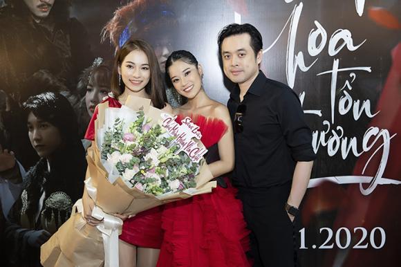 ca sĩ Hoàng Yến Chibi, MC Hoàng Oanh, diễn viên Jun Vũ, ca sĩ Khổng Tú Quỳnh, sao Việt
