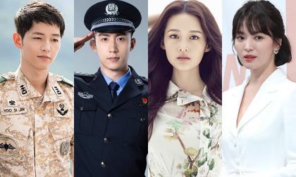 Lee Yi Kyung,Hậu duệ Mặt trời,Lee Yi Kyung cứu người,sao Hàn