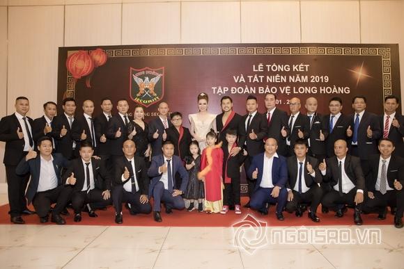 Hoa hậu Bùi Thị Hà, Tập đoàn Bảo vệ Long Hoàng