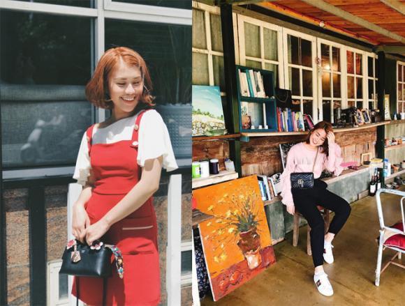 Midu, Sam, Ngọc Thảo, hot girl
