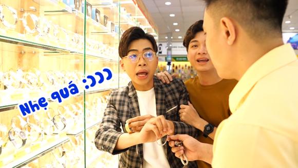 Thế Giới Di Động, Đồng hồ chính hãng, Minh Dự