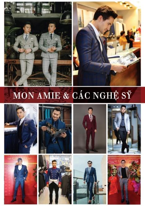 Veston Mon Amie, Trang phục công sở