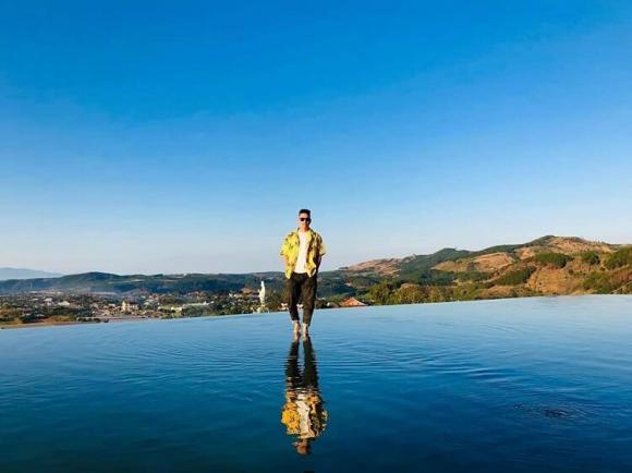 Hồ Trên Mây, quán cà phê trên mặt nước, Đà Lạt