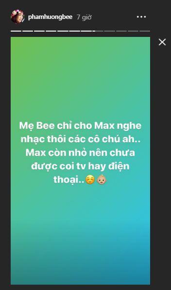 Phạm Hương, con trai Phạm Hương, sao Việt
