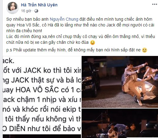 Jack, k-icm, sao việt
