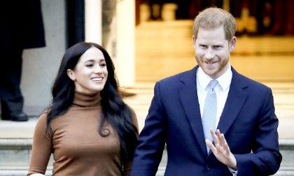 Hoàng gia Anh,Meghan Markle,Hoàng tử Harry,nữ Công tước xứ Sussex