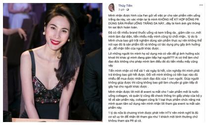 ca sĩ Thuỷ Tiên, danh thủ Công Vinh, sao Việt