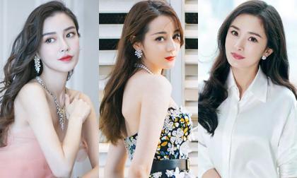 Triệu Lệ Dĩnh,Phùng Thiệu Phong,Trịnh Khải,sao Hoa ngữ