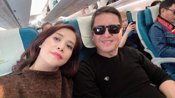 Chí Trung, vợ cũ Chí Trung, sao Việt
