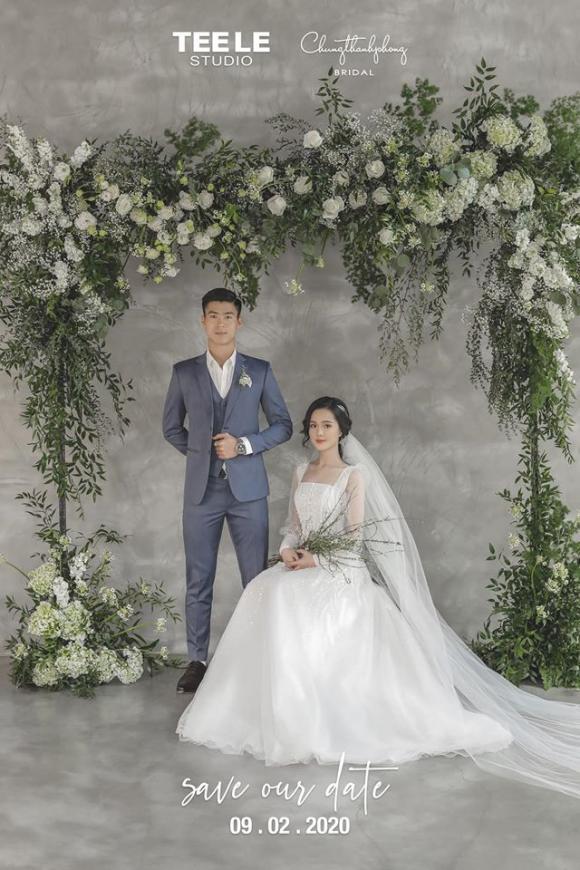 Duy Mạnh, đám cưới cầu thủ Duy Mạnh, Quỳnh Anh