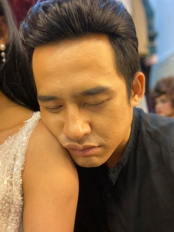 diễn viên Lương Thế Thànhm diễn viên Thuý Diễm, sao Việt