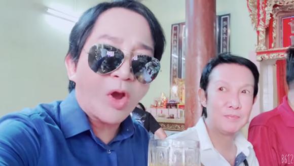 NSƯT Vũ Linh, NSƯT Kim Tử Long, sao Việt