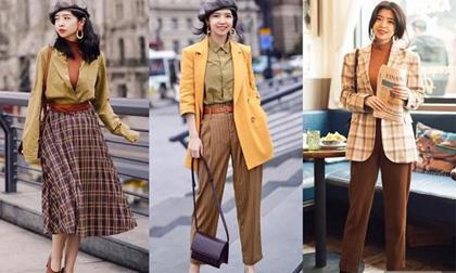 thời trang đường phố, thời trang hàn quốc, xu hướng thời trang 2020
