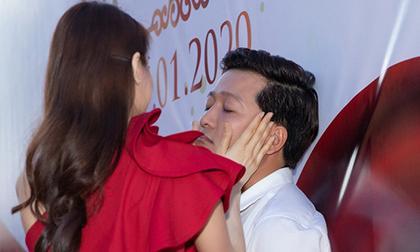 Danh hài Trường Giang, diễn viên Nhã Phương, sao Việt