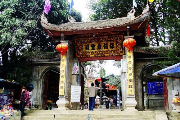địa điểm lễ chùa đầu năm, địa điểm lễ chùa đầu năm ở miền Bắc, địa điểm lễ chùa đầu năm ở miền Nam