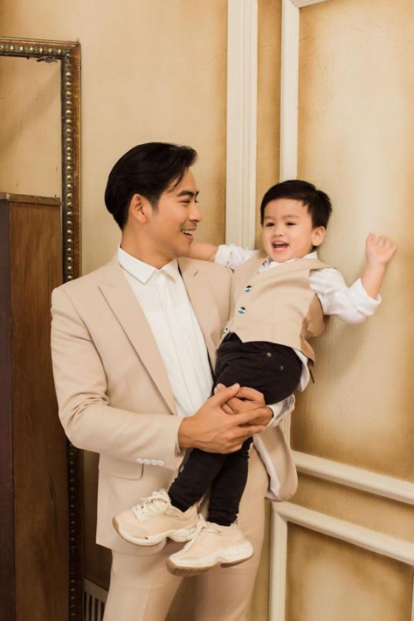 Thanh Bình, con trai Thanh Bình, sao Việt
