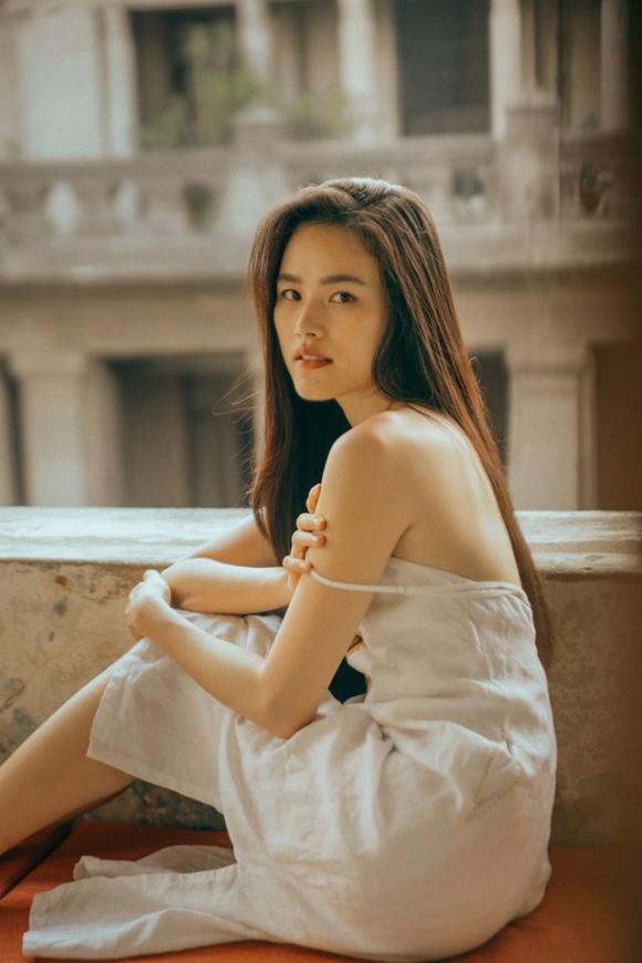 Tuyết Lan, người mẫu Tuyết Lan, sao Việt, giảm cân