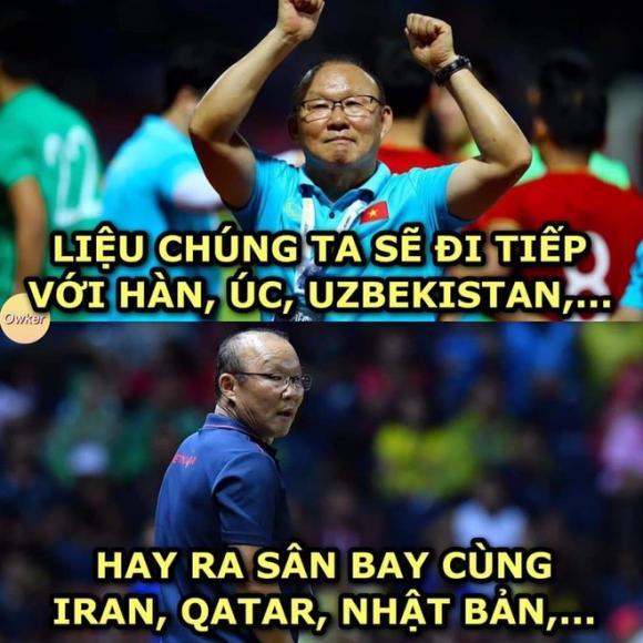 U23 Việt Nam, ảnh chế, U23 Triều Tiên, U23 châu Á