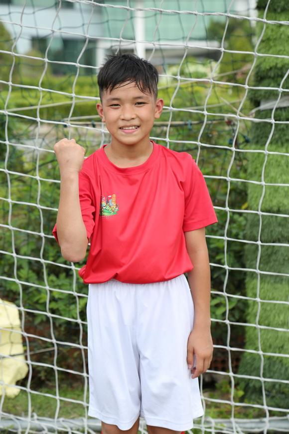 Cầu thủ nhí 2019, Hồng Sơn