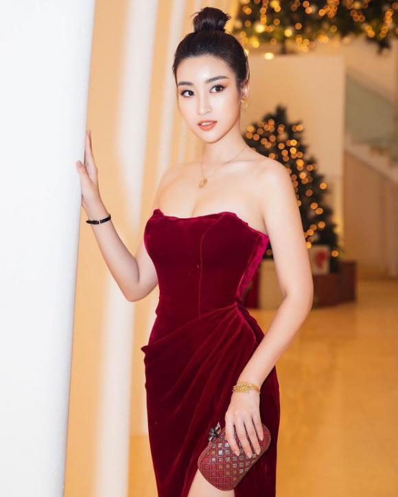 hoa hậu Đỗ Mỹ Linh, sao Việt