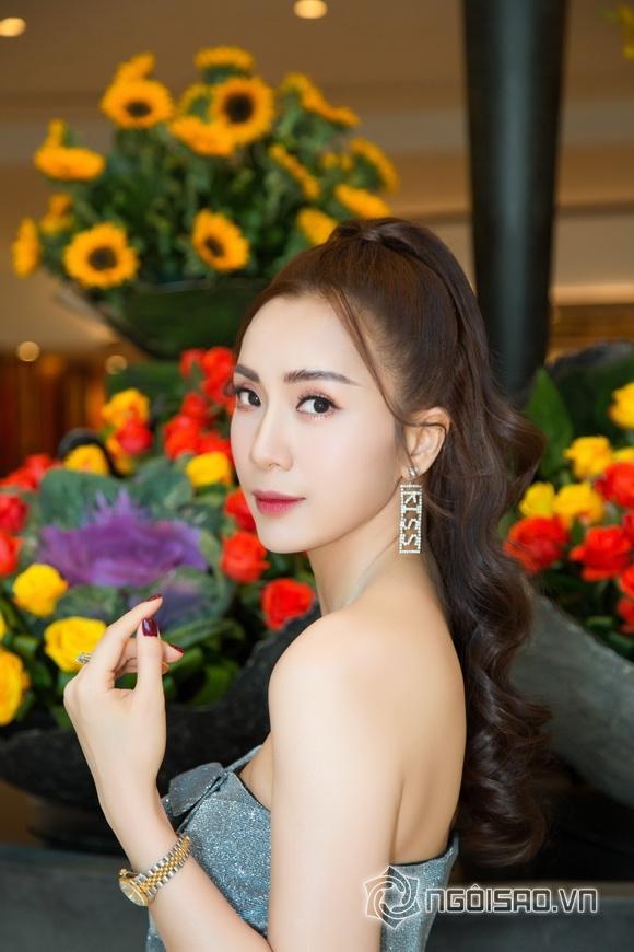 Á khôi Nguyễn Thùy Chi, Á khôi Người đẹp tỏa sáng
