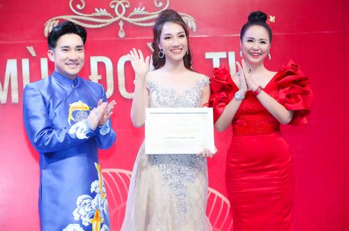 Happy Women Leader Network, Quỹ từ thiện Hành trình xanh, Táo quân - Chào xuân 2020, Bùi Thanh Hương