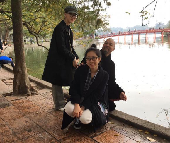 Sao Việt làm mâm cỗ cúng ông Táo về trời vào ngày 23 tháng Chạp