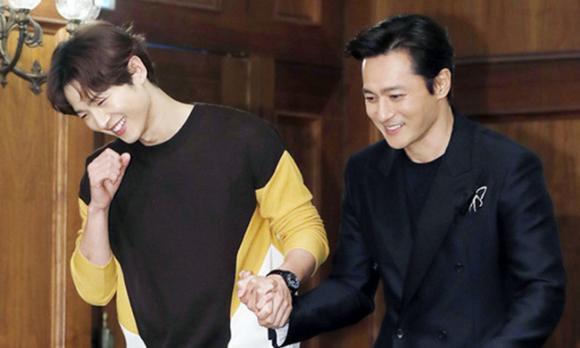 Song Joong Ki,Song Hye Kyo,Jang Dong Gun,sao Hàn