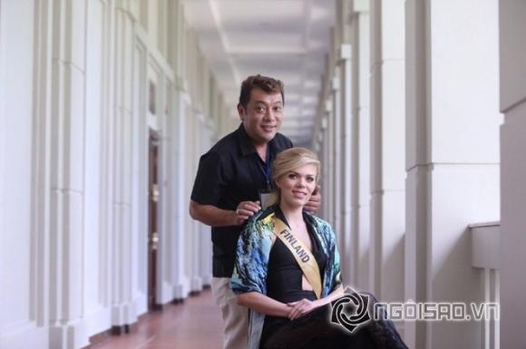 Tuấn Hà Lan, Nhà tạo mẫu tóc