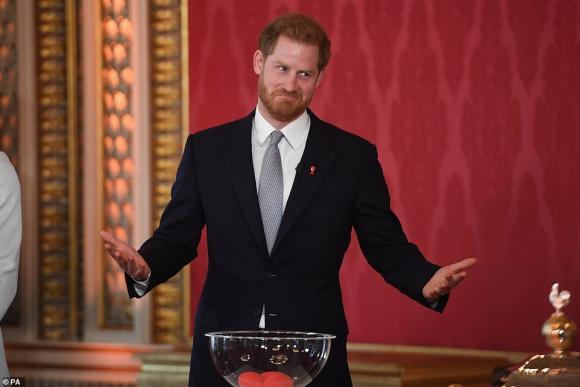 công nương meghan, hoàng tử harry, hoàng gia anh