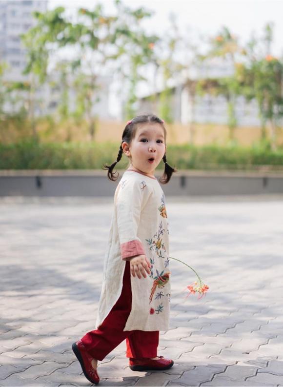 con gái Hà Anh, Hà Anh, sao Việt