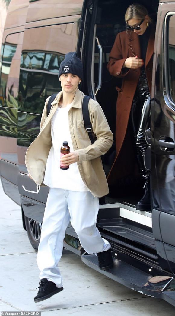 Justin Bieber,Hailey Baldwin,Hailey Baldwin đi tập nhảy,Selena Gomez,sao Hollywood