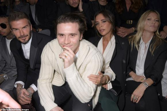 harper seven, brooklyn beckham, sao hollywood