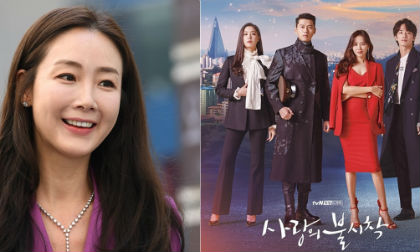 Choi Ji Woo,Hạ cánh nơi anh,Son Ye Jin,Hyun Bin,phim Hàn