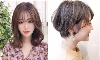 mặt tròn nên để tóc nào, kiểu tóc hợp với khuôn mặt tròn, tóc ngắn, mặt tròn to để tóc nào
