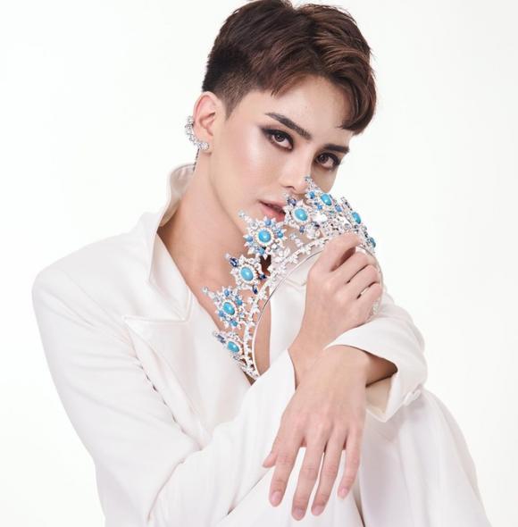 Trithipnipa Thippaphada, Hoa hậu chuyển giới Thái Lan, người chuyển giới