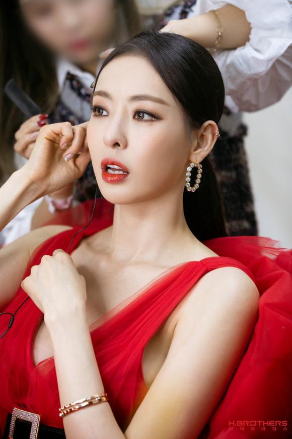 Lee Da Hee,nhan sắc của Lee Da Hee,sao Hàn