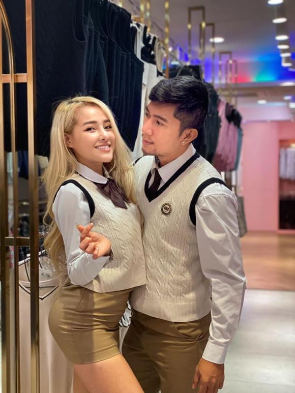 Ngân 98, Lương Bằng Quang, bạn gái Lương Bằng Quang