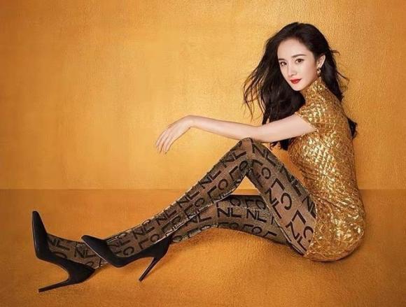 Dương Mịch,Dương Mịch chân dài miên man,sao Hoa ngữ