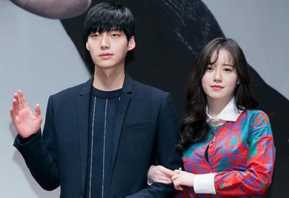 Ahn Jae Hyun,sao Hàn,Goo Hye Sun