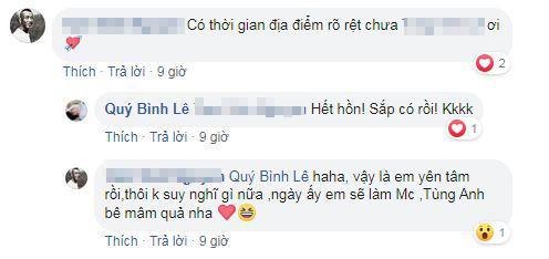 Quý Bình, bạn gái  Quý Bình, sao Việt