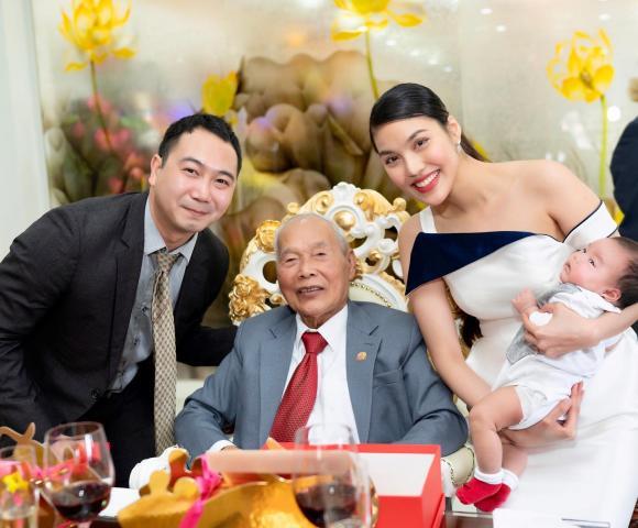 Lan Khuê, con trai lan khuê, sao Việt